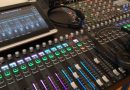 SOUNDCRAFT SI Proformer 3 with MADI Card in our hire stock