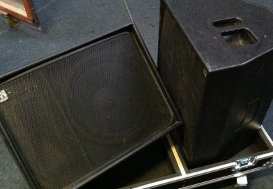 MARTIN LE400 Wedge Monitors in Stock
