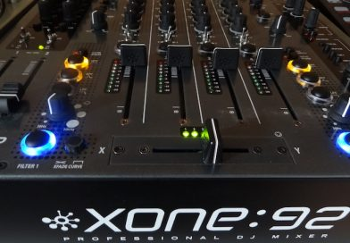 ALLEN and HEATH XONE 92 Hire