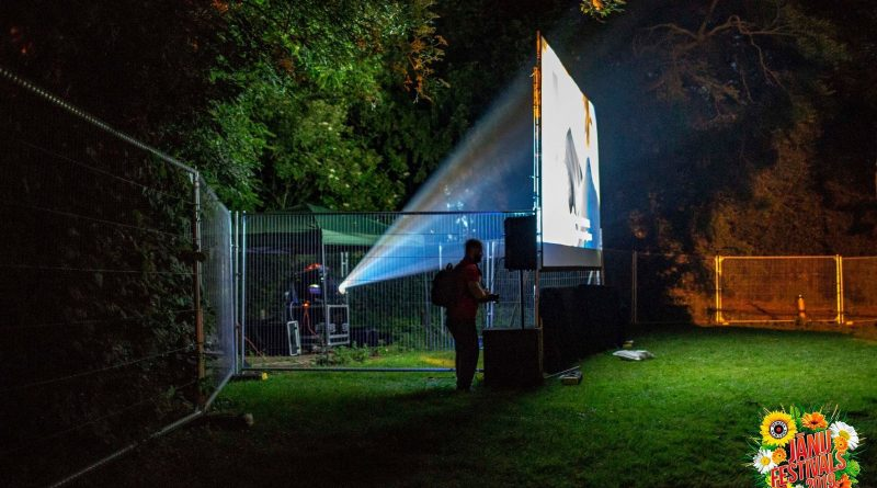 Open air cinema now available to hire